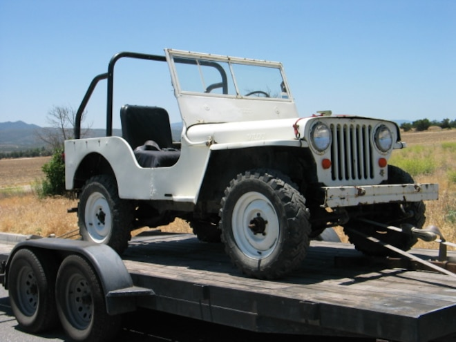 How to Buy a Willys Flatfender Jeep