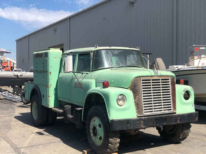Check Out This Rare International Loadstar Crew Cab For Sale