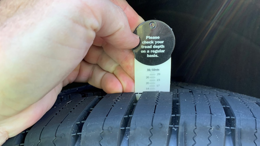 06 How To Choose The Best Tires For Your SUV Michelin Defender LTX