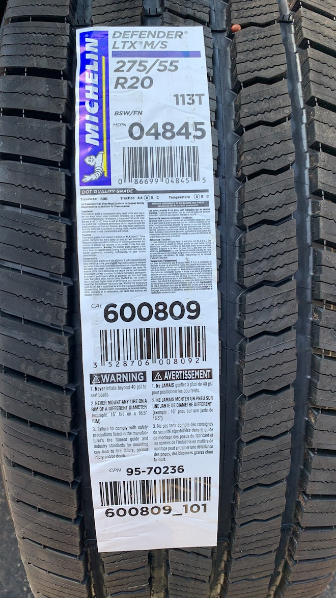 12 How To Choose The Best Tires For Your SUV Michelin Defender LTX