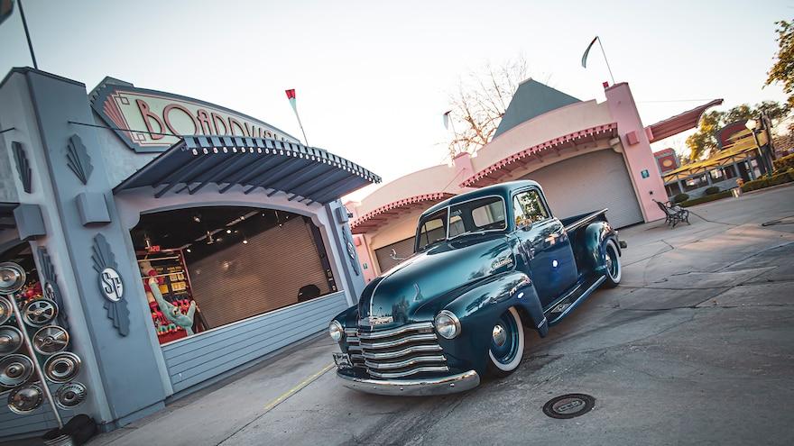 2021 Cruisn The Park Drive Thru Car Truck Show Magic Mountain 20