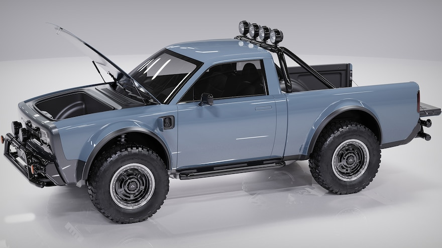 The Alpha Wolf EV, Another Electric Adventure Truck: The Truck Show Podcast, Episode 166