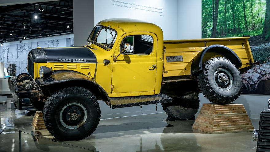 Petersen Automotive Museum's Extreme Conditions Exhibit: The Truck Show Podcast, Episode 163