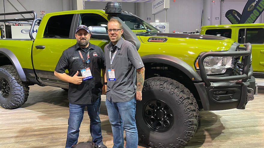 Updates from AEV: The Truck Show Podcast, Episode 165