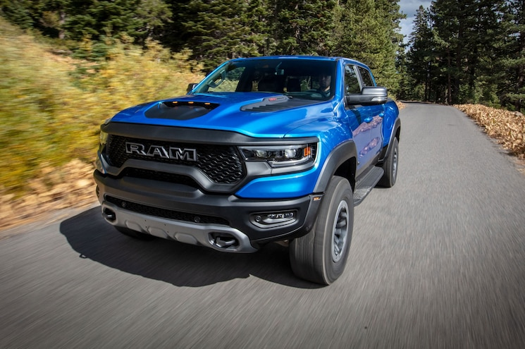 Fastest Production Trucks for 2021