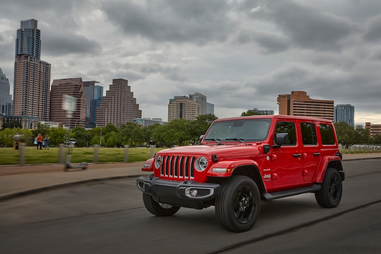 Is The Plug-In Hybrid 4xe The Best Jeep Wrangler Ever?