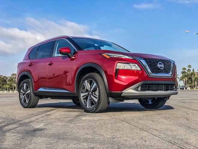 2021 Nissan Rogue SL: Driven