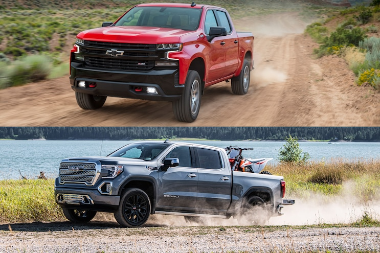 What Is The Difference Between GMC And Chevy?