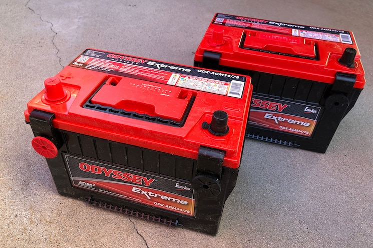 002 Odyssey Extreme Series Agm Battery