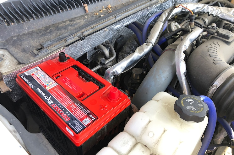 005 Odyssey Extreme Series Agm Battery