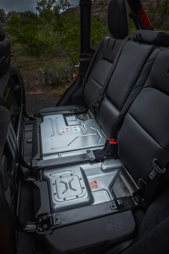 012 2021 Jeep Wrangler Sahara 4xe Plug In Hybrid First Drive