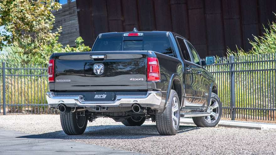 Borla Exhaust, SAE J1349, and More: The Truck Show Podcast, Episode 168