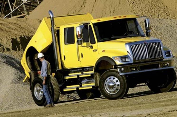 Top 5 Biggest Pickup Trucks