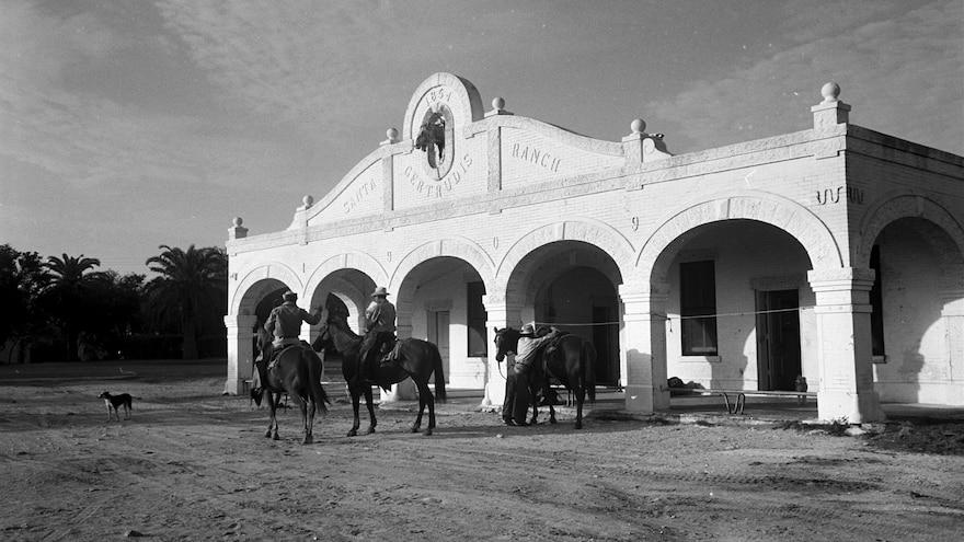 034 King Ranch Texas History Getty