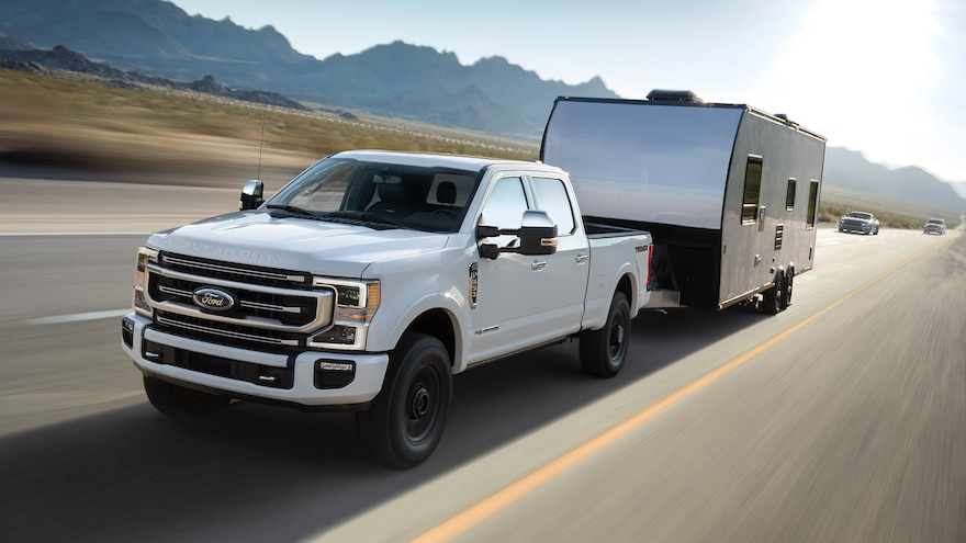 The Best 3/4-Ton Pickup Trucks: Towing, Payload, Power, and More