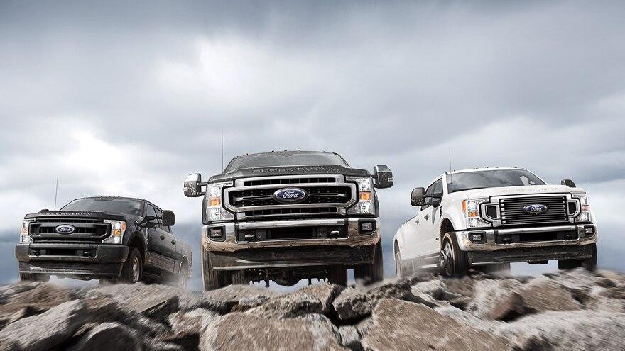 Ford F250 Super Duty Best Three Quarter Ton Pickup Truck