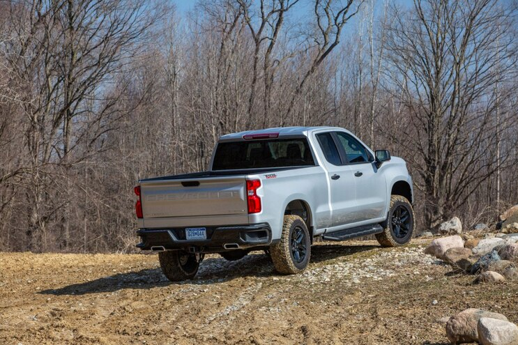 2020 Chevrolet Silverado TrailBoss 057