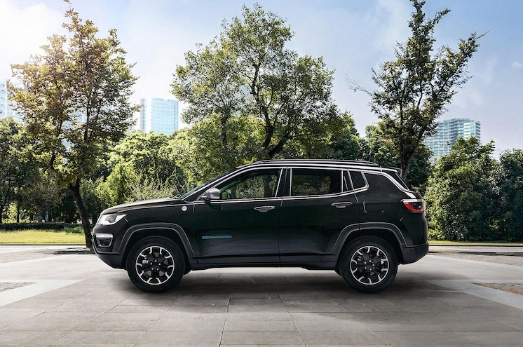 2021 Jeep Compass 4xe First Edition Exterior Side Profile