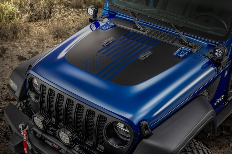 2020 Jeep Wrangler JPP 20 Limited Edition 14