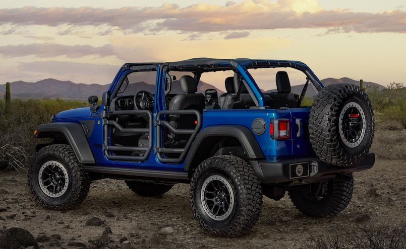 2020 Jeep Wrangler JPP 20 Limited Edition 15