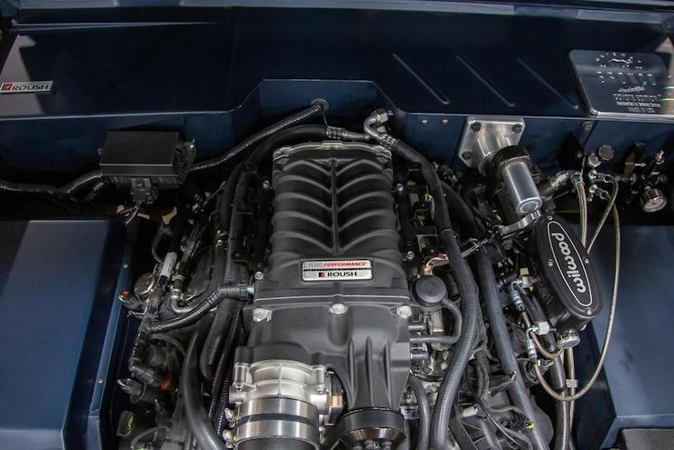 Gateway Bronco Roush Performance Supercharged V8 10 Speed 10