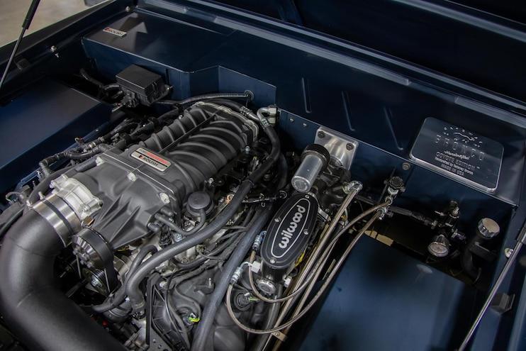 Gateway Bronco Roush Performance Supercharged V8 10 Speed 11