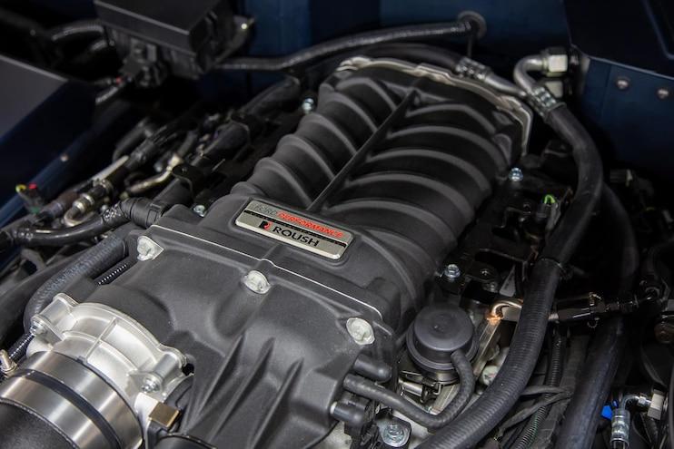 Gateway Bronco Roush Performance Supercharged V8 10 Speed 12