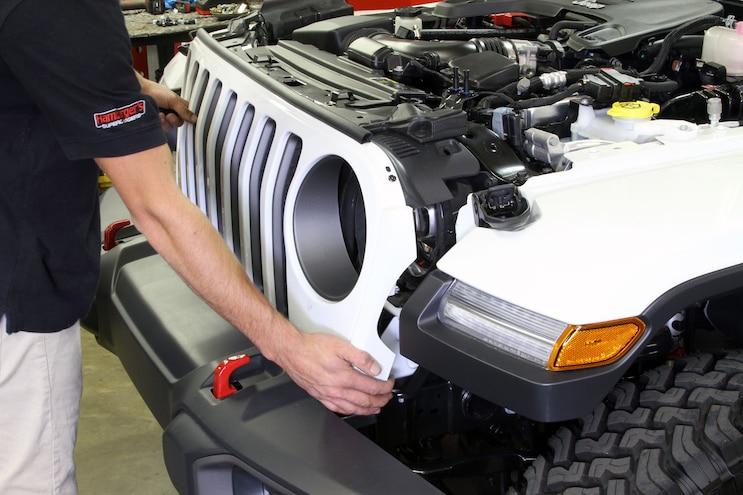 07 Jeep Jt Gladiator Supercharger Installation