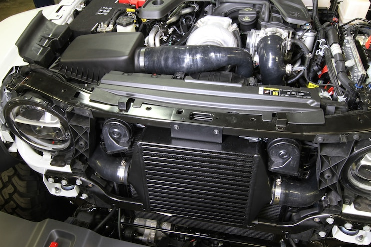 27 Jeep Jt Gladiator Supercharger Installation