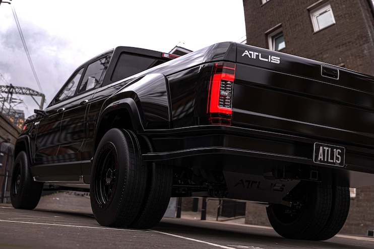 Atlis Dually Rear
