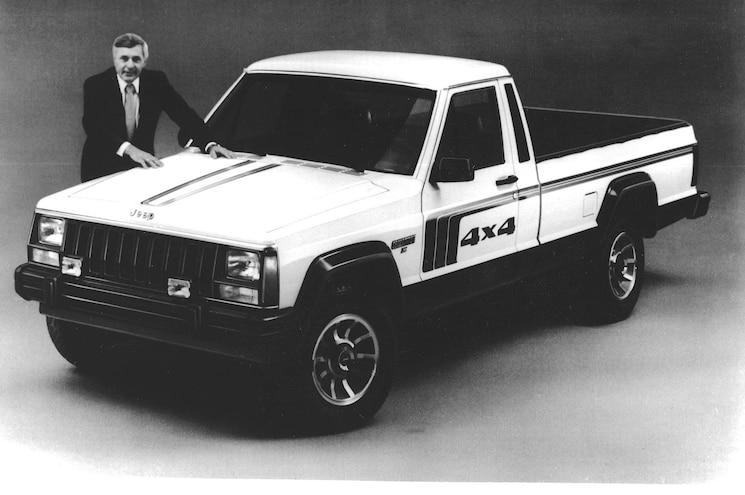 Cool Jeeps 1986 Jeep Comanche Mj 02