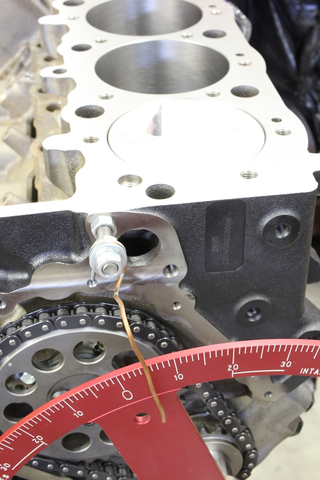 008 Easy Way To Degree A Camshaft