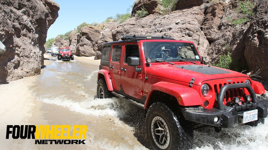 019 Day 1 Of Trails At The 2019 Overland Adventure