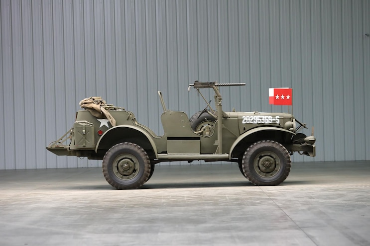 04 George Patton Dodge Wc 57 Command Car For Sale At Auction