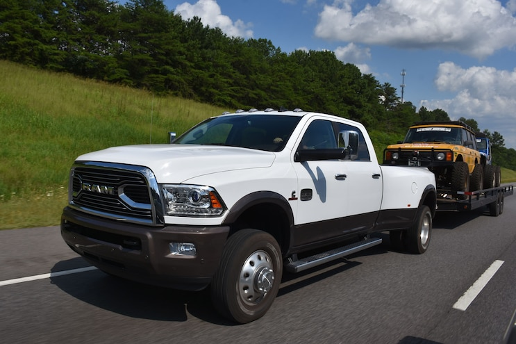 10 Best Hd 4x4 Heavy Hauling Ram 3500