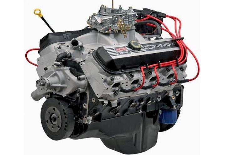 100 Chevy Big Block Gen V 502 Crate Motor