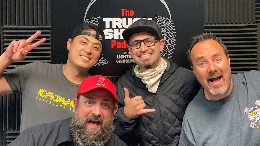 Truck Show Podcast Episode 121