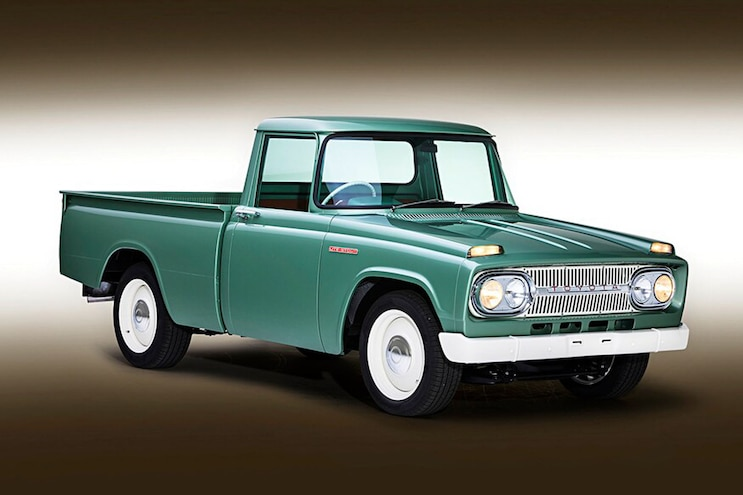 002 Toyota Truck History