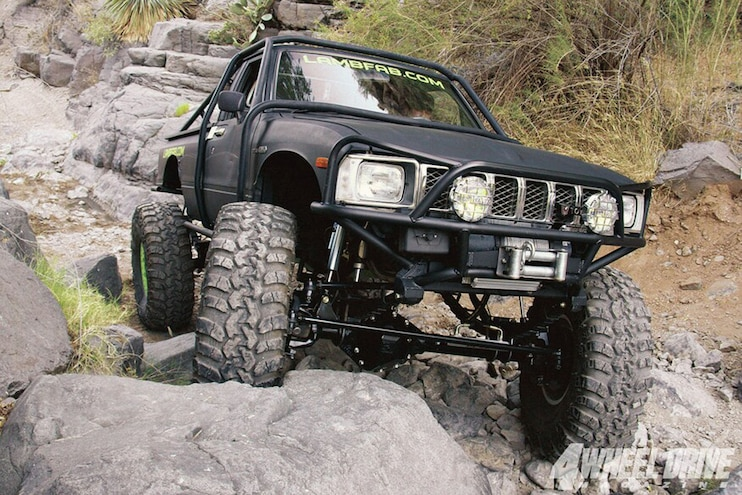 007 Toyota Truck History
