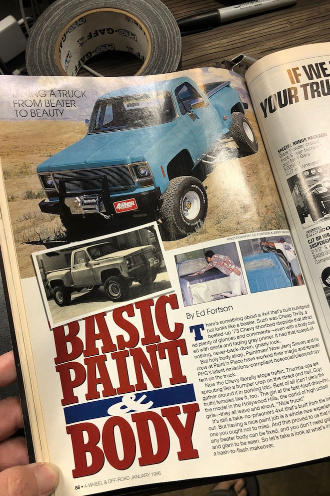 01 Our Favorite Magazine Project Builds Lead