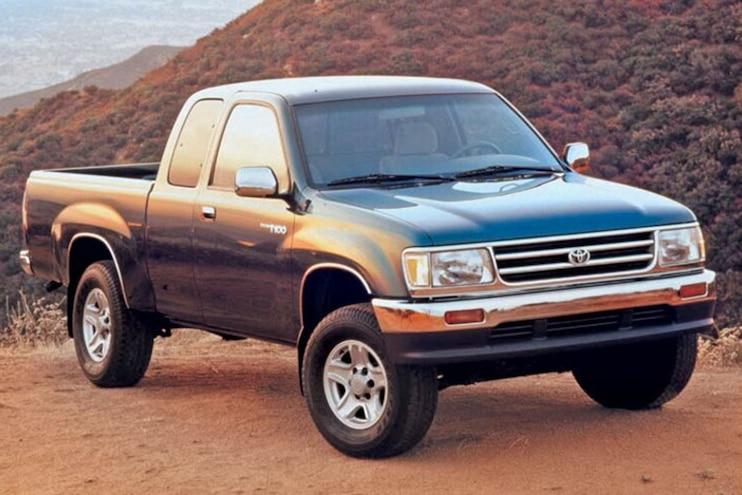 010 Toyota Truck History