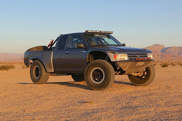 011 Toyota Truck History