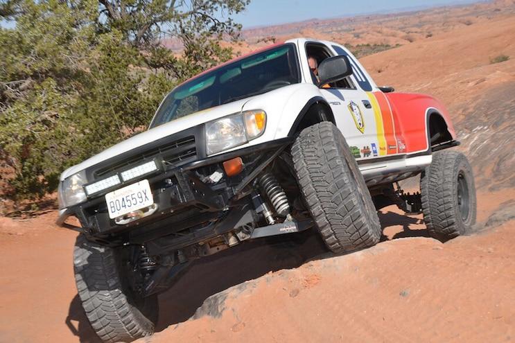 012 Toyota Truck History