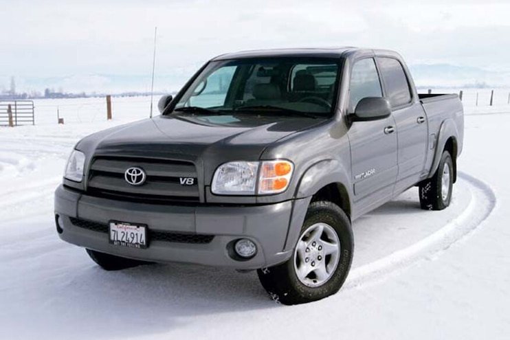 013 Toyota Truck History