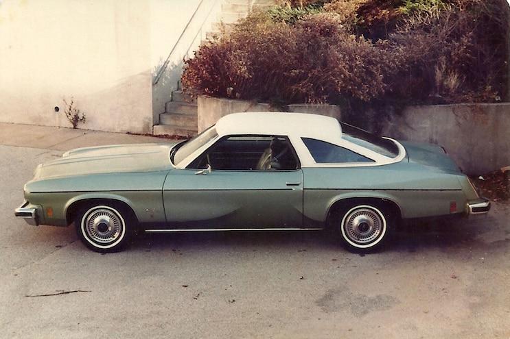 03 Ken Brubaker 1974 Olds Cutlass