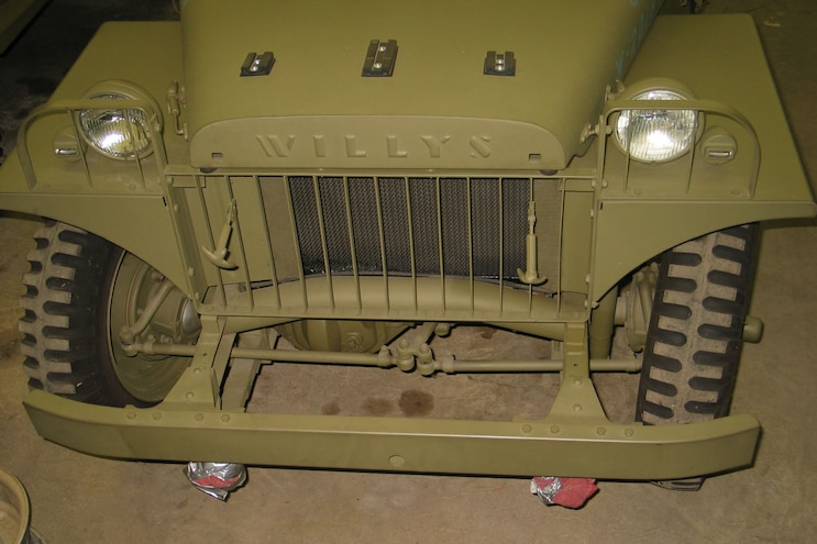 04 History Willys Ma Pre Standardized Jeep