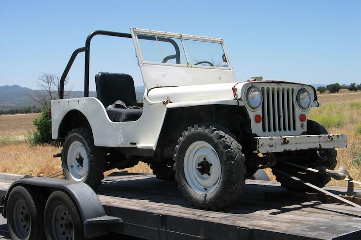 07 History Cj 2a Jeep