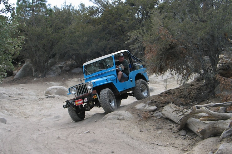 08 History Cj 3a Jeep