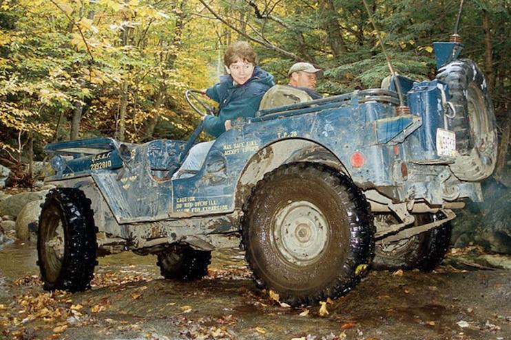 10 History Jeep M38