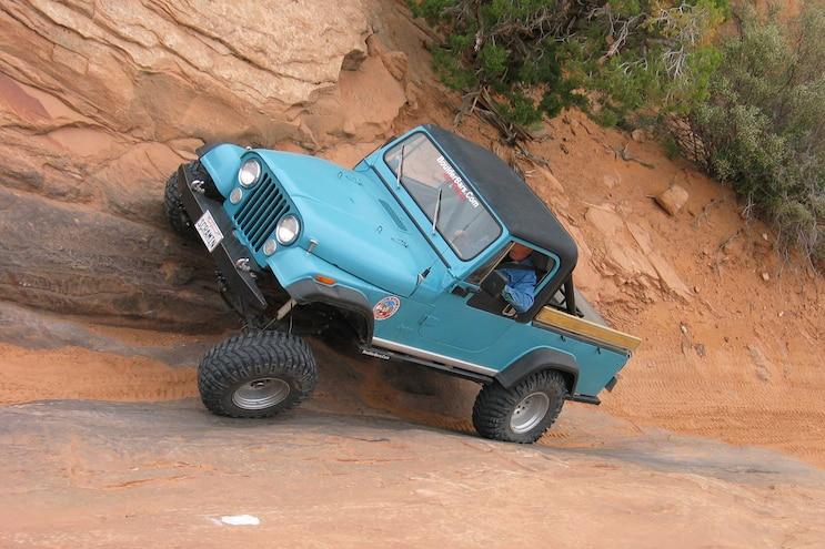 18 History Jeep Scrambler Cj 8